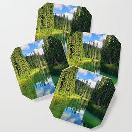 Pacific North West Alpine Lake Coaster