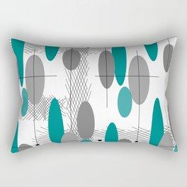 Orbs Always Float Rectangular Pillow