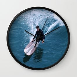 This Is You Surfing Wall Clock