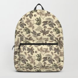 GRAY SQUIRRELS IN THE FOREST  Backpack