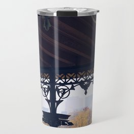 Architecture in Central Park Travel Mug