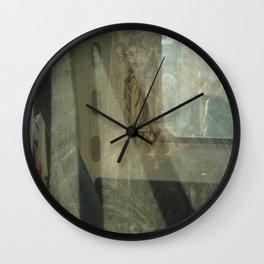 Liminal02 Wall Clock