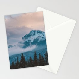Icefields Parkway, AB Stationery Cards