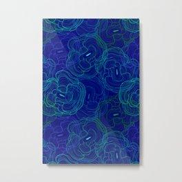 Tender flowers Metal Print