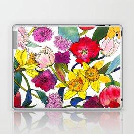 Tulips & Daffodils  Laptop & iPad Skin