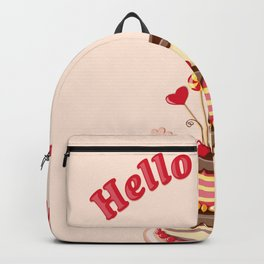 hello holidays! Backpack