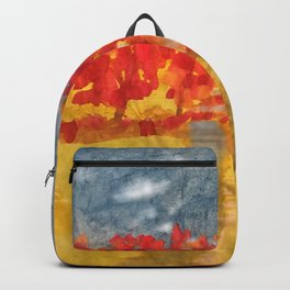 Flowery Road Backpack