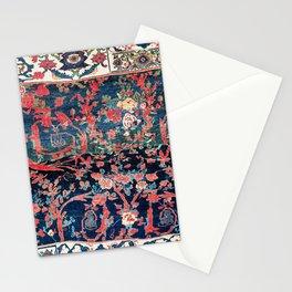Bijar Vagireh Kurdish Persian Rug Sampler Stationery Cards