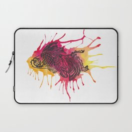 Fish - Golds and Reds. Laptop Sleeve