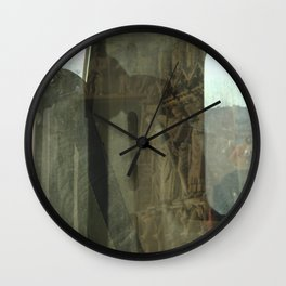 Liminal03 Wall Clock