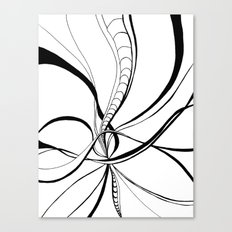 Benthic Realm Canvas Print