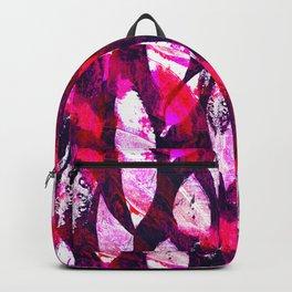 Leaf Monoprint Backpack