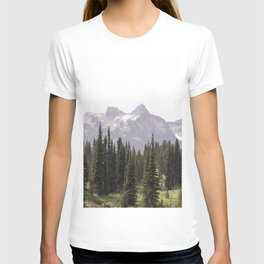 Mountain Wilderness - Nature Photography T-shirt