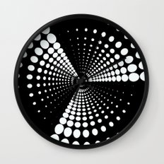 Spinning Motion Wall Clock