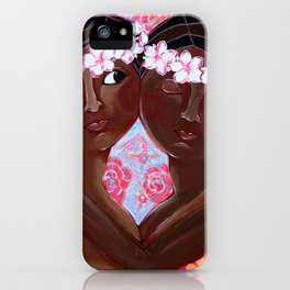 Feeling Loved iPhone Case