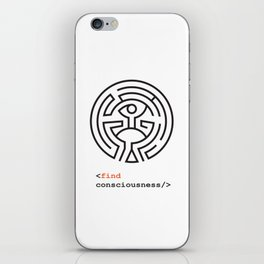 Host Consciousness iPhone Skin