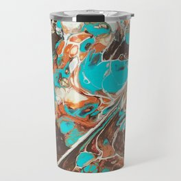 Natural Stones Series Turquoise Travel Mug