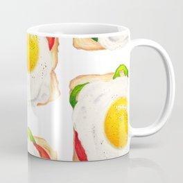 Egg on Toast : Food Series Coffee Mug