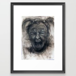 Scream #28 Framed Art Print