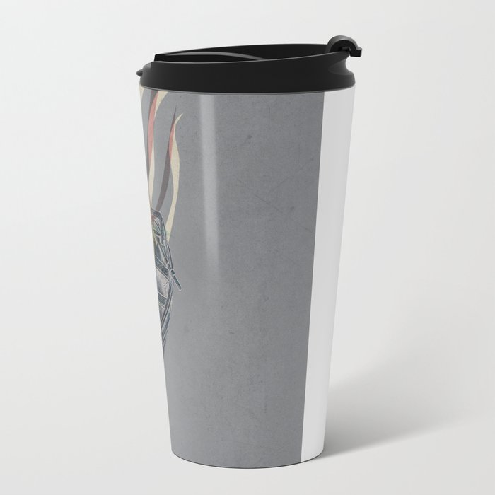 Undercurrents  Travel Mug