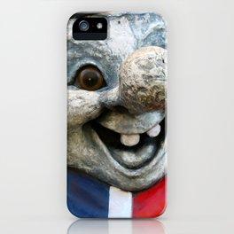 Norwegian Troll Photography iPhone Case