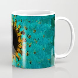 Abstract Flower by Tito Coffee Mug