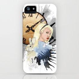 Tardy iPhone Case