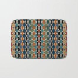 Moroccan Braided Abstract Bath Mat