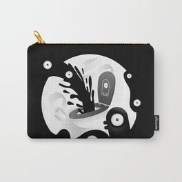 Plushed away Carry-All Pouch
