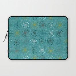 seedheads blue Laptop Sleeve