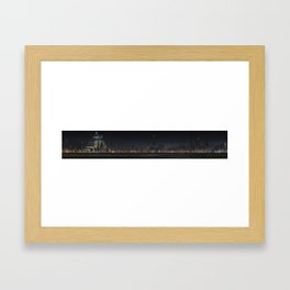 New Teras Framed Art Print