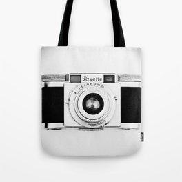 Paxette vintage camera Tote Bag