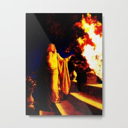 Downfall Metal Print