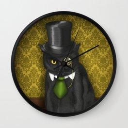 Bow-Legged Gentleman Wall Clock