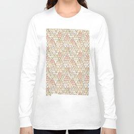 Pattern Houses Long Sleeve T-shirt