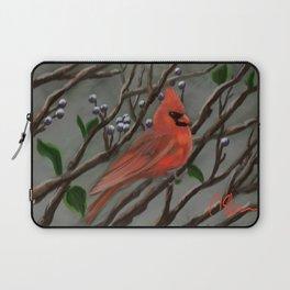Male Cardinal DP151210a-14 Laptop Sleeve