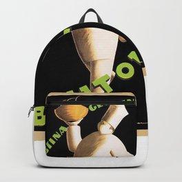 Vintage Buitoni Pasta Advert - Circa 1928 Backpack