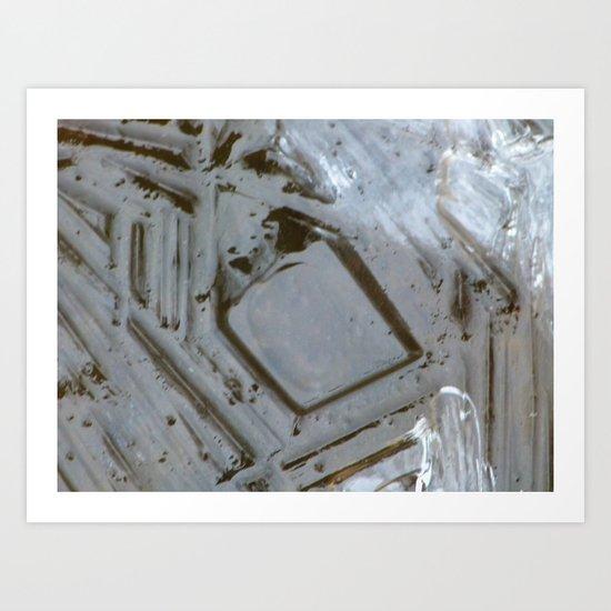 ice VIII Art Print