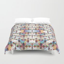 Amerindien quebec Duvet Cover