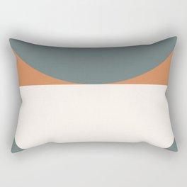 Abstract Geometric 03 Rectangular Pillow