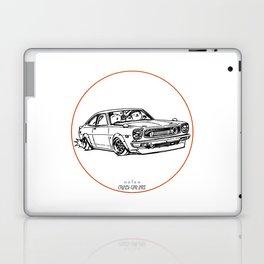 Crazy Car Art 0094 Laptop & iPad Skin