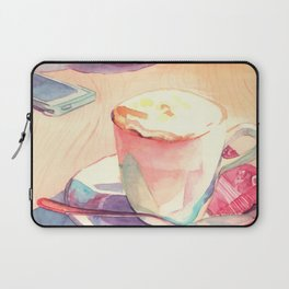 Two cups of coffee Laptop Sleeve