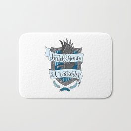 House Pride - Intelligence & Creativity Bath Mat