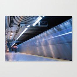 Faster than Light 2 Canvas Print