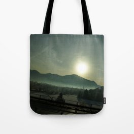 German Horizon Tote Bag
