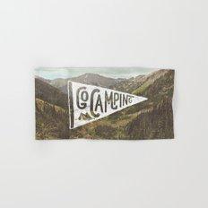 Go Camping Hand & Bath Towel