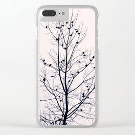 Sapling Clear iPhone Case