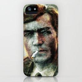 Cortázar iPhone Case