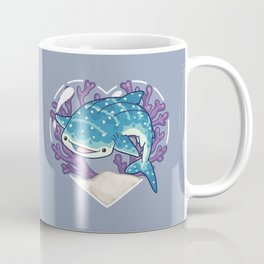 NOM the Whale Shark Coffee Mug