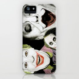 Look at These Jokers iPhone Case